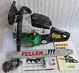 Бензопила Feller ECS400 (Канада, 4.3 кВт), фото 6