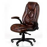 Кресло офисное Oscar brown, фото 2