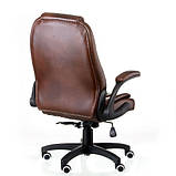 Кресло офисное Oscar brown, фото 5
