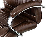 Кресло офисное Eternity brown, фото 4