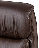 Кресло офисное Eternity brown, фото 5