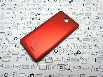 Задняя крышка Oukitel C9 красная Сервисный оригинал с разборки