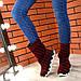 Женские зимние сапоги, фото 5