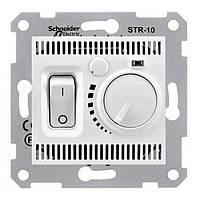 Терморегулятор для тёплого пола белый Sedna SDN6000321
