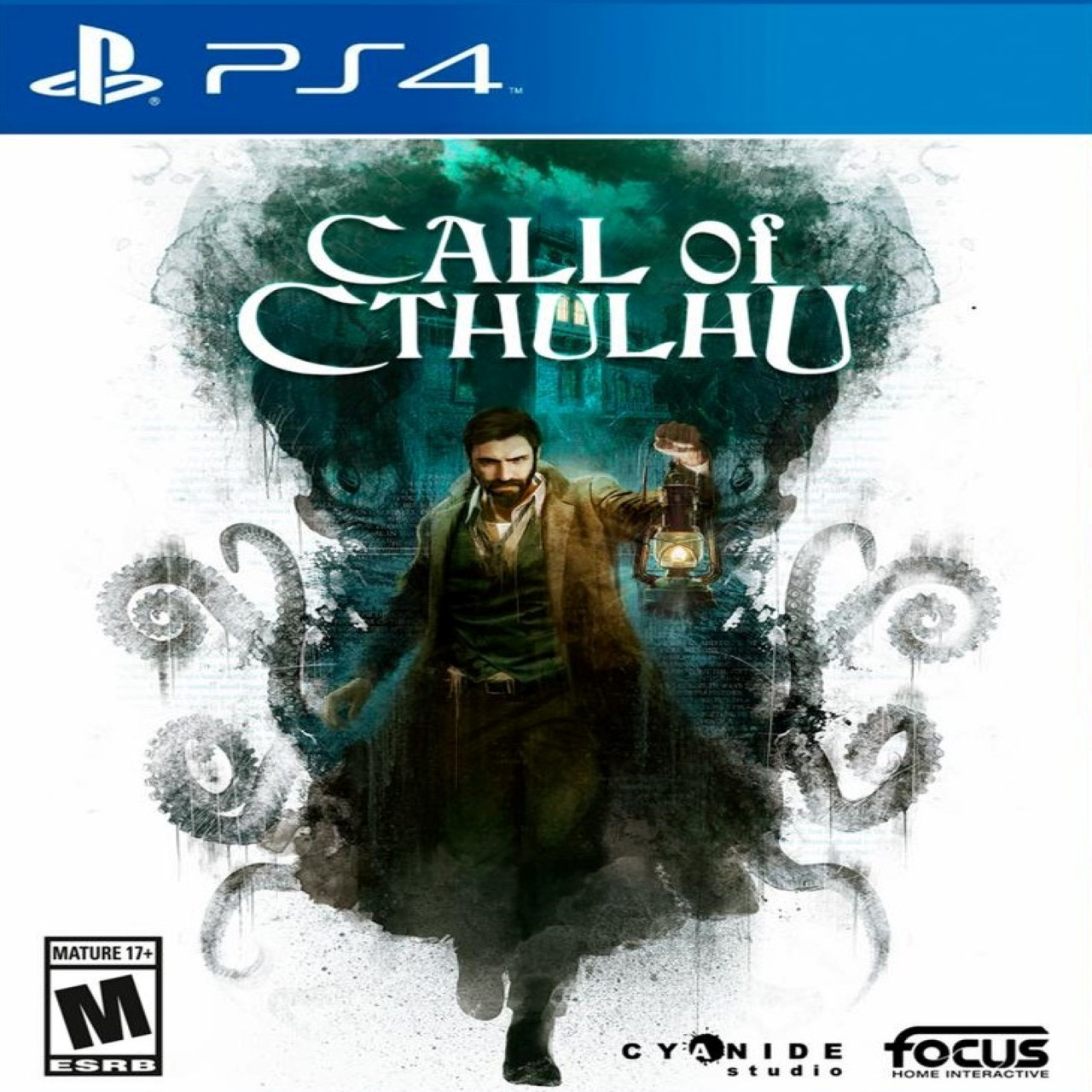 Call of Cthulhu SUB PS4 (NEW)