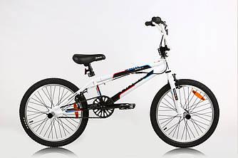 """Велосипед ARDIS GALAXY 4.0 BMX 20"""" Белый"""