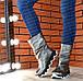 Зимние женские сапоги, фото 2