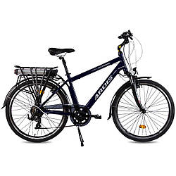 Электровелосипед ARDIS E-Man Синий 250W, 48V на оборудовании SHIMANO