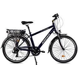 Новый Электровелосипед Ardis E-Man Синий 250W, 48V  на оборудовании SHIMANO