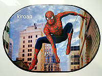 Салфетка для защиты стола во время трапезы и детского творчества 30х40 см (Человек-паук)