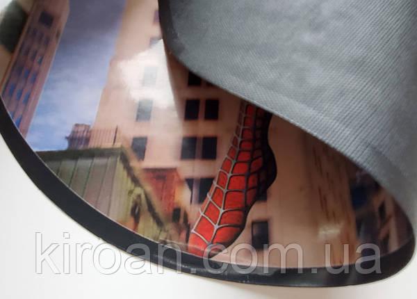Салфетка для защиты стола во время трапезы и детского творчества 30х40 см (Человек-паук), фото 2