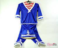 Детский костюм Моряка для мальчика 1-1.5 года