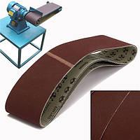 3шт 915x100mm 240 крупнозернистых шлифовальных лент абразивного инструмента-1TopShop