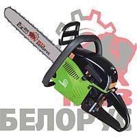 Бензопила Белорус БП-52-6.3 (2 шины - 405 мм и 450 мм + 2 цепи - 64 зуба и 72 зуба)