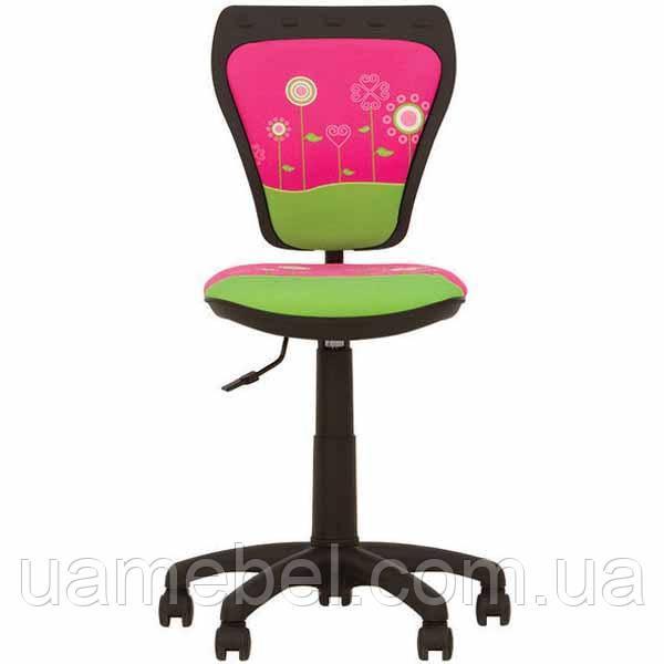 Детское компьютерное кресло Ministyle GTS Flowers (Министайл цветы)