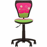 Детское компьютерное кресло Ministyle GTS Flowers (Министайл цветы), фото 1