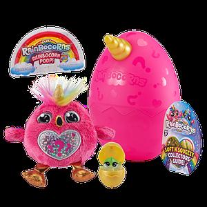 Мягкая игрушка-сюрприз в яйце Rainbocorn-B серия Sparkle Heart Surprise (9204B)