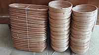 Формы-корзины для расстойки хлеба из лозы