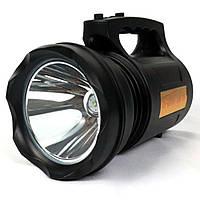Фонарь - прожектор аккумуляторный ручной TD-6000 30W (мощный)