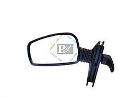 """Зеркало ВАЗ 2105, 2107 заднего вида наружное левое увеличенный корпус, """"Регион"""""""