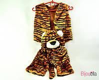 Детский костюм тигра для мальчика карнавальный костюм для утренника р 110