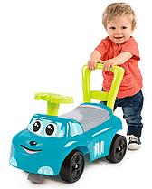 Машина каталка голубая Smoby 720525
