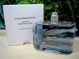 Мужская парфюмерия тестер Lacoste Essential Sport 125 ml