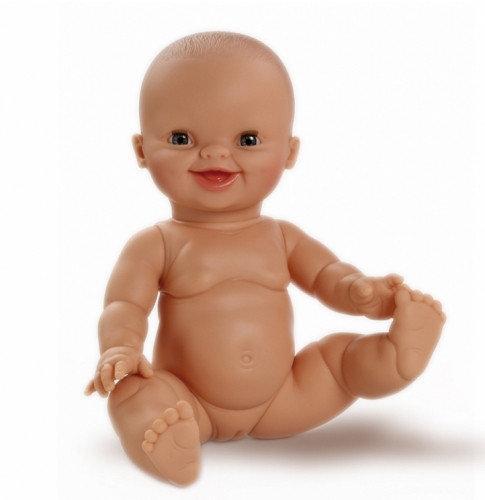 Кукла Пупс Девочка младенец европейка Горди Gordi Paola Reina 34 см