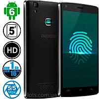 Смартфон Doogee X5 Max (1/8GB) Black Сканер Отпечатков