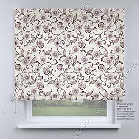 Римская фото штора Прованс. Бесплатная доставка. Инд.размер. Гарантия. Арт. 15-08-1