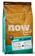Сухой корм Now Fresh Adult Large Breed Recipe Grain Free 27/13 для взрослых собак крупных пород 11.34 кг