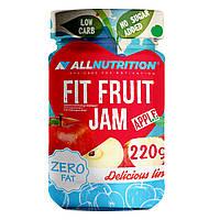 All Nutrition Fit Fruit Jam 220g (Яблучний)