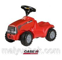 Детский трактор каталка MINITRACK Case Rolly Toys 132263