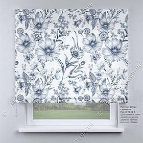 Римская фото штора Прованс. Бесплатная доставка. Инд.размер. Гарантия. Арт. 15-08-2