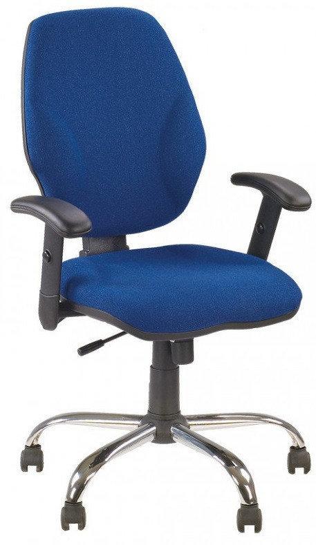 Кресло для персонала MASTER GTR window Active1 CHR68 c синхромеханизмом