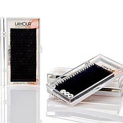 Ресницы Lamour MIX 0.07C (6-13 мм)