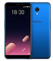 Смартфон MEIZU M6s 3/32GB blue