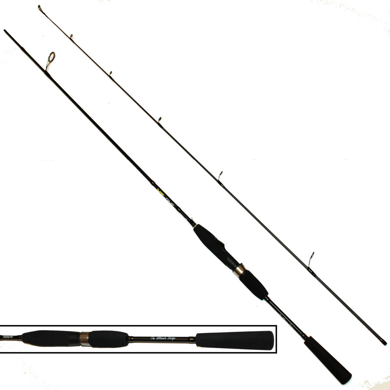 Спиннинг Fishing ROI XT-One 2.4 м. (тест 5-25 г.)