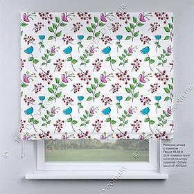 Римская фото штора Прованс. Бесплатная доставка. Инд.размер. Гарантия. Арт. 15-08-9