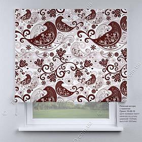 Римская фото штора Прованс. Бесплатная доставка. Инд.размер. Гарантия. Арт. 15-08-10