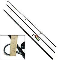Спиннинг карповый Fishing ROI Dynamic Carp Rod 3.9 м.(первое кольцо 50мм.), фото 1