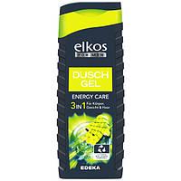 Гель для душа Elkos Men Energy Care 3in1 300 ml