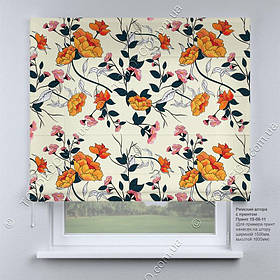 Римская фото штора Прованс. Бесплатная доставка. Инд.размер. Гарантия. Арт. 15-08-11