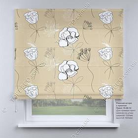 Римская фото штора Прованс. Бесплатная доставка. Инд.размер. Гарантия. Арт. 15-08-12