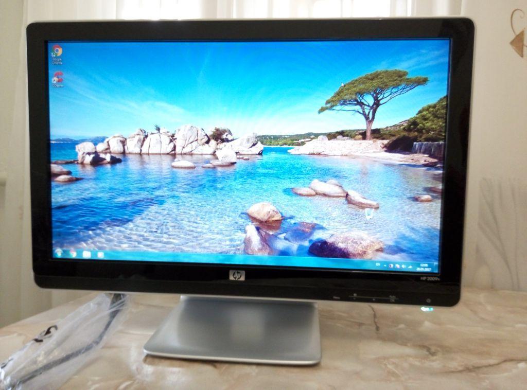 Монитор, HP 2009v, 20 дюймов