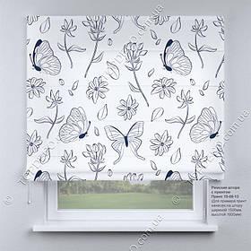 Римская фото штора Прованс. Бесплатная доставка. Инд.размер. Гарантия. Арт. 15-08-13