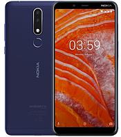 Смартфон Nokia 3.1 Plus 3/32GB blue