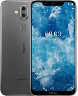 Смартфон NOKIA 8.1 silver