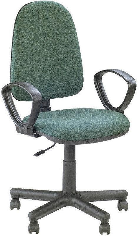Крісло для персоналу PERFECT 10 GTP CPT PM60 з механізмом «Перманент-контакт»