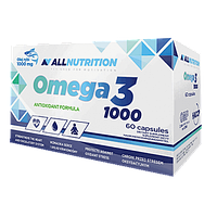 All Nutrition Omega-3 60 caps